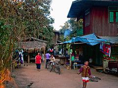 Baan Khok near Na Haeo
