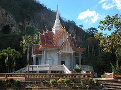 Wat Tham Pha Pu or Tham Phiang Din