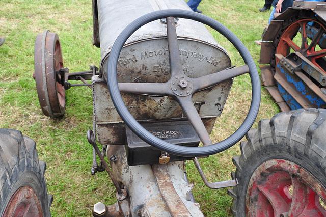 Oldtimershow Hoornsterzwaag – Fordson tractor