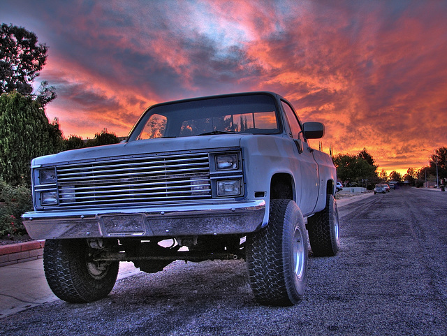 Chevy HDR