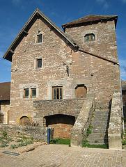 Brancion village médiéval