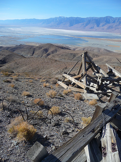Salt Tram & Owens Valley (1763)