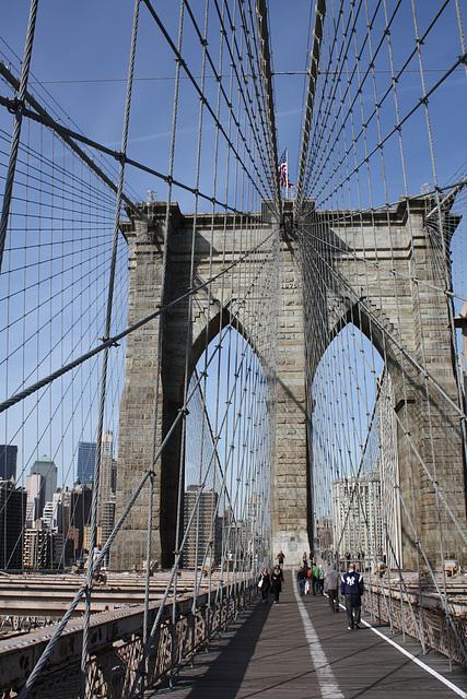 NYC02112008BklnBrMarathonTSquare 064