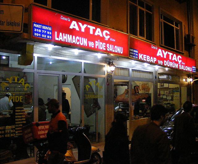 Pizzeria all turca