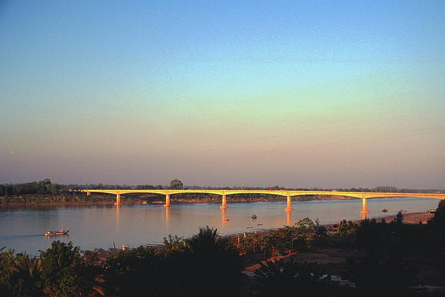 First Thai–Lao Friendship Bridge