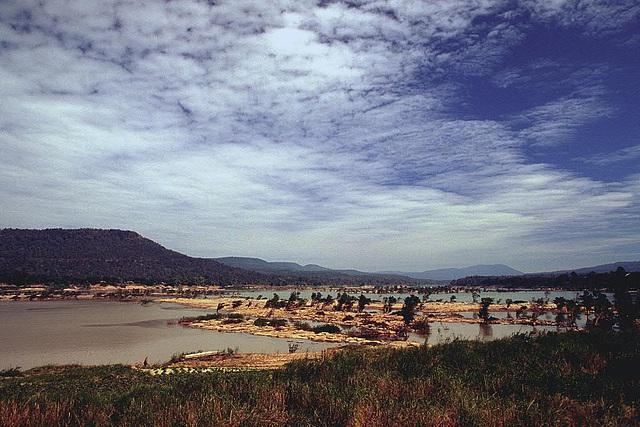 The Mekong near Nakhon Phanom
