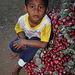 Boy in the village Kantaralak