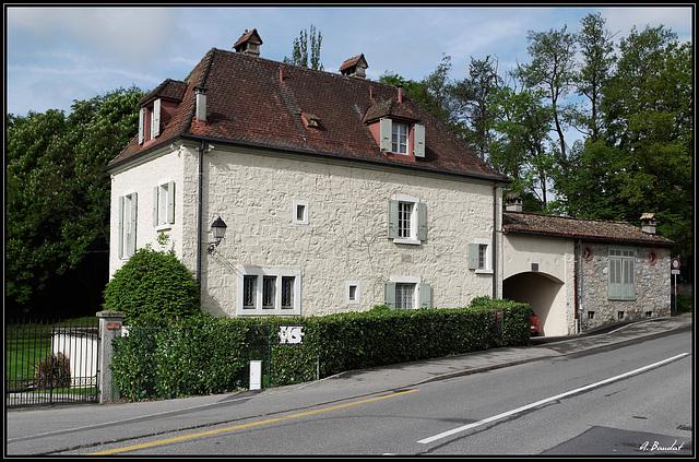 Maison Bourgeoise de Versoix
