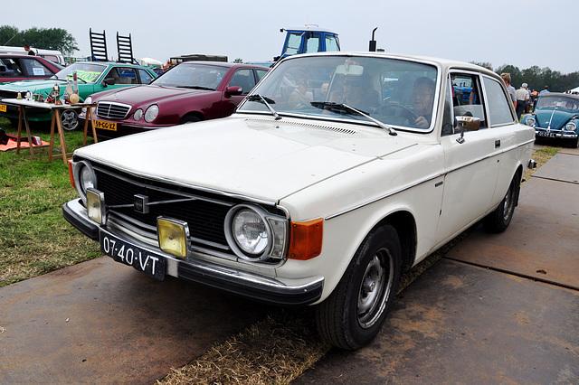 Oldtimershow Hoornsterzwaag – 1973 Volvo 142 De Luxe
