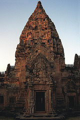 Main Temple Structure at Prasat Hin Phanom Rung