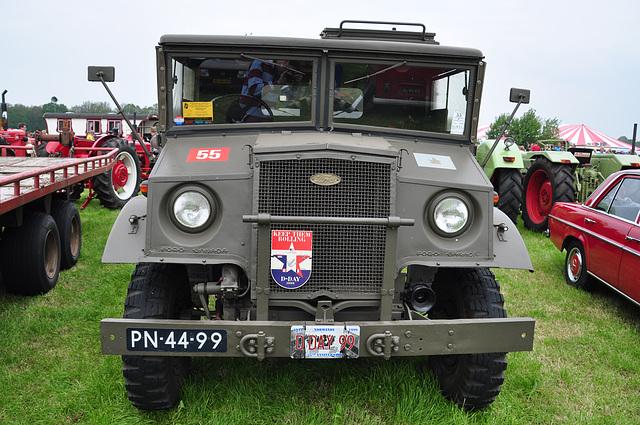 Oldtimershow Hoornsterzwaag – 1943 Ford 15 CWT 4x4