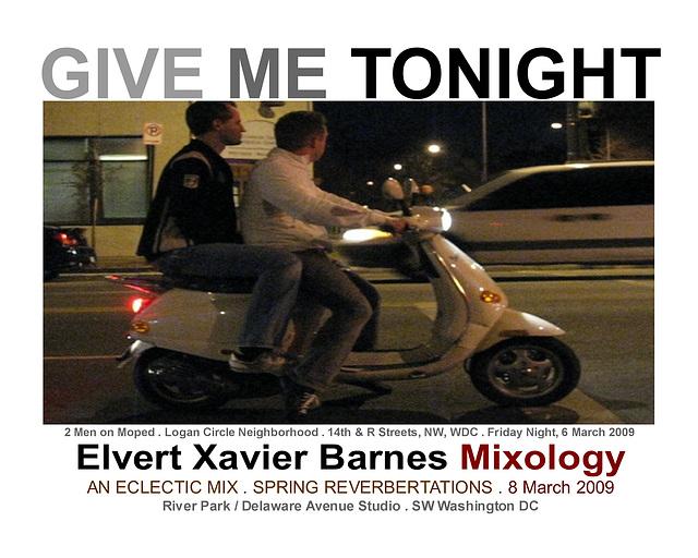 GiveMeTonight.WDC.8March2009.EXBMixology