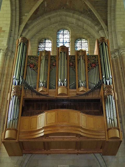 IMG 7746ac Noyon Cathedral Notre Dame New Grand Organ
