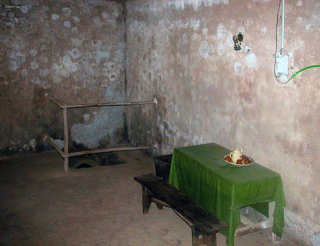 Livingroom in the underground