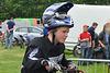 Oldtimershow Hoornsterzwaag – Motorcycle racer before the race