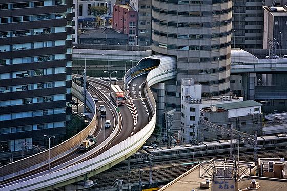 Osaka - Traffic Layers