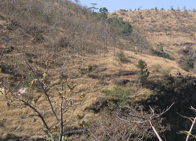 collines du Deccan