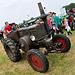 Oldtimershow Hoornsterzwaag – Lanz Bulldog tractor