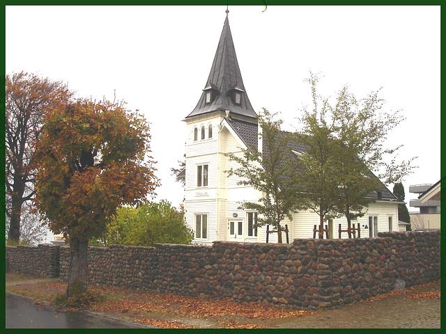 Tornvillan - Båstad, Sweden / Suède - 21 octobre 2008.