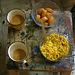 chai masala and snacks