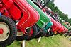 Oldtimershow Hoornsterzwaag – Tractors