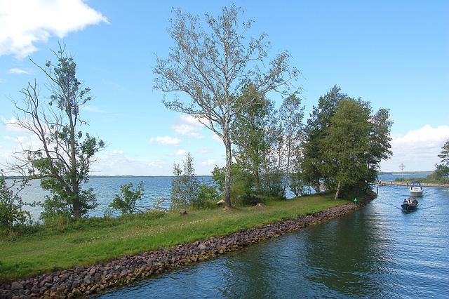 El la lago kanalen