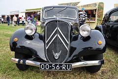 Oldtimershow Hoornsterzwaag – 1949 Citroën 11 BL Traction Avant
