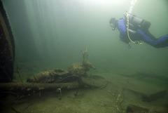Scrap Underwater