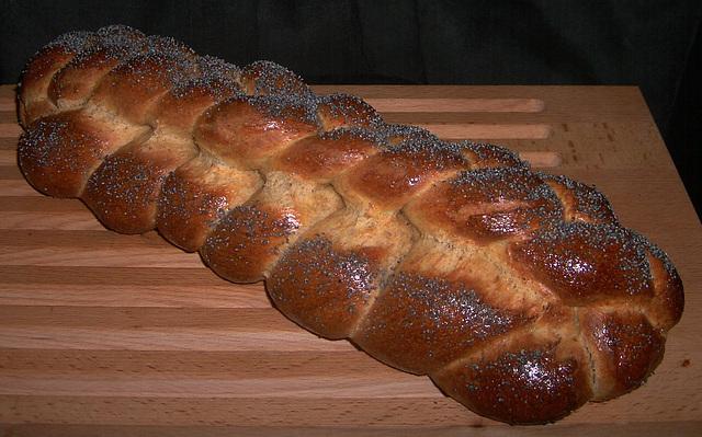 Challah 2 (Whole-Wheat Spelt)