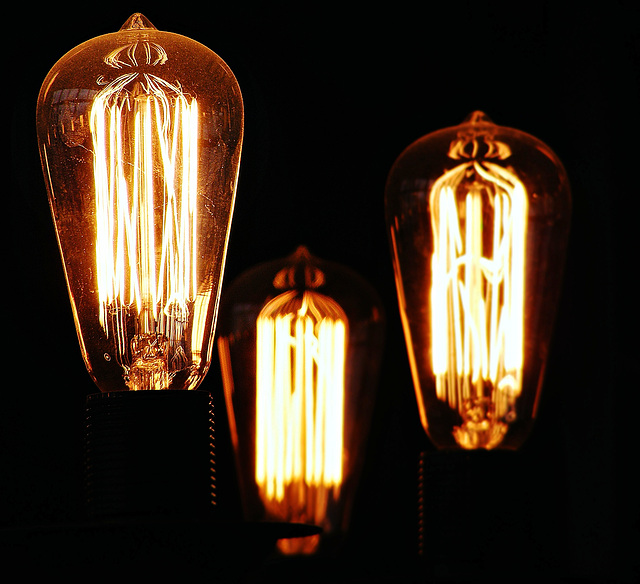 Homage to Edison