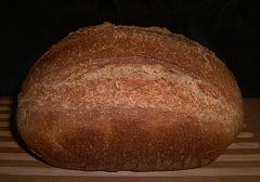 Römertopfbrood van  Whole Wheat Lean Dough