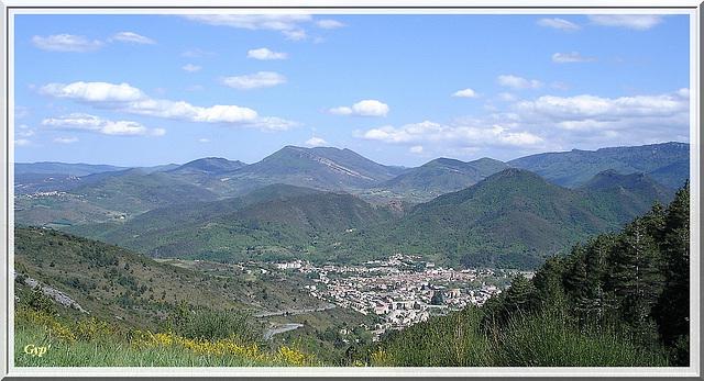 Quillan vu du Col du Portel (11).