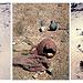 sépultures dans le désert