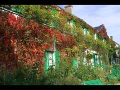 La maison de Monet - Giverny