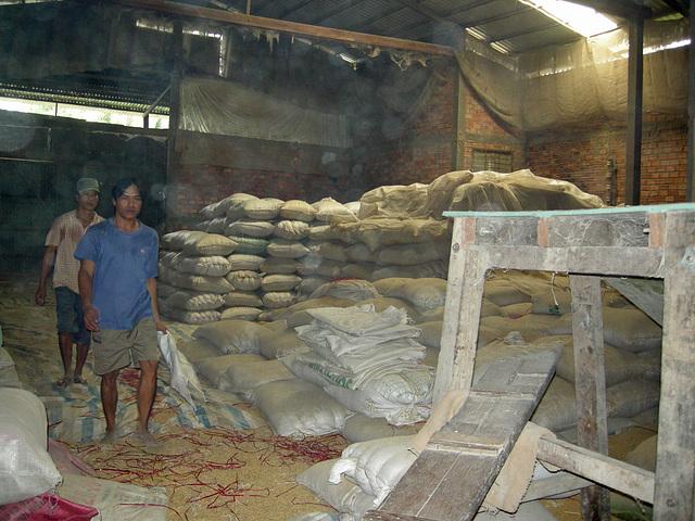 in der Reismühle