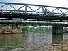 Bridge across the Mekong Delta branch