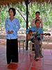 South Vietnamese musican trio
