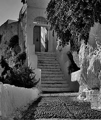 Monastery Chrysoskalitissos