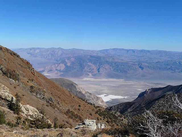Saline Valley from Burgess Mine (1770)