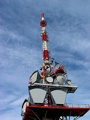 ORF Sender auf dem Pfänder/Bregenz
