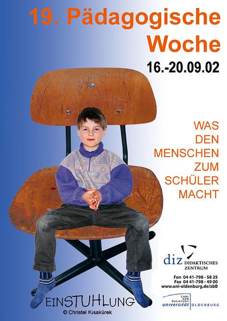 Plakat Endstufe