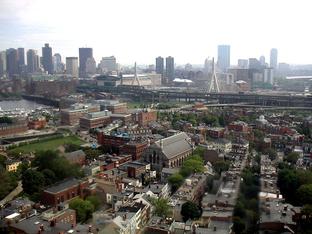 Bunker Hill View