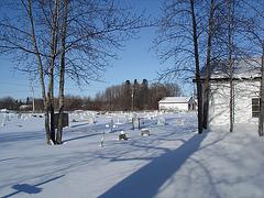 Cimetière de Moose Factory cemetery