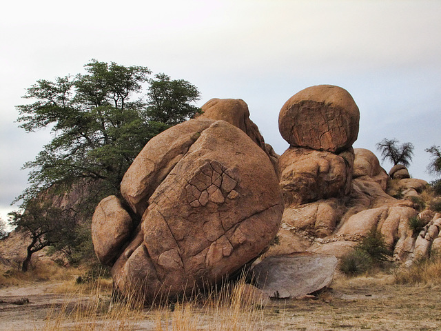 The Cochise Stronghold