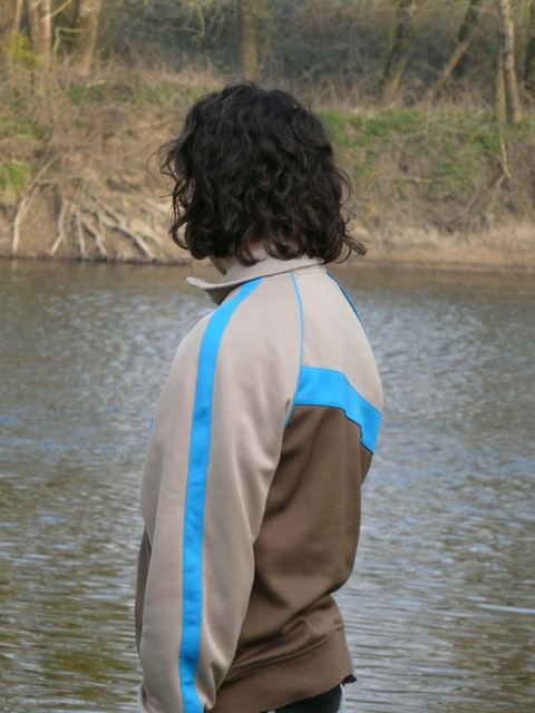 le pêcheur au bord du Cher