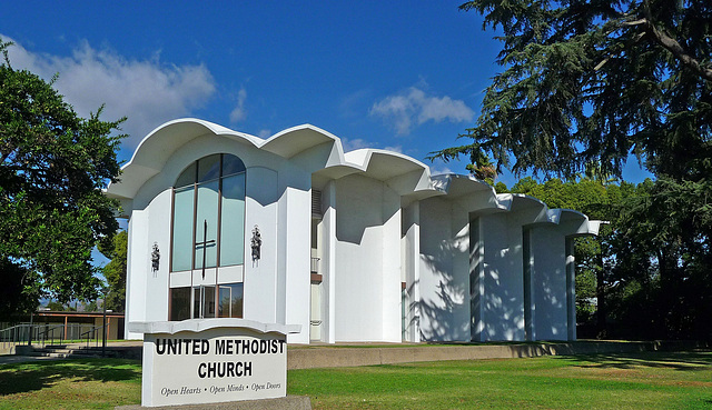 United Methodist Church in La Verne (1938)