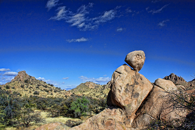 The Balanced Rock Revisited