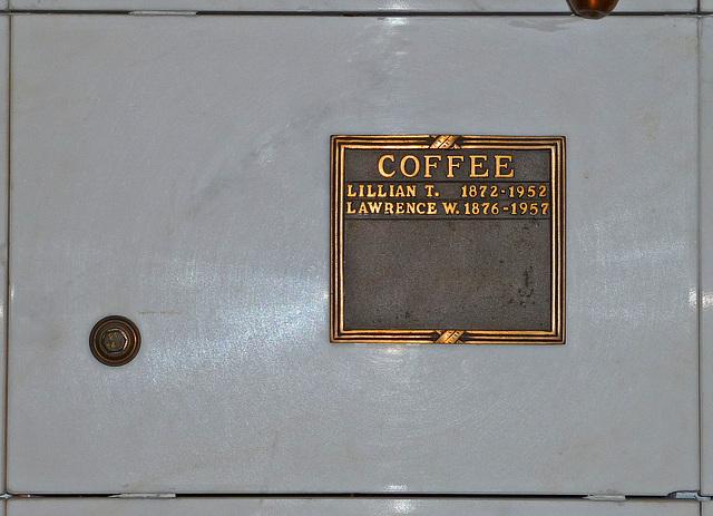 L. W. Coffee (1985)