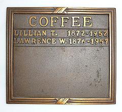 L. W. Coffee (1987)