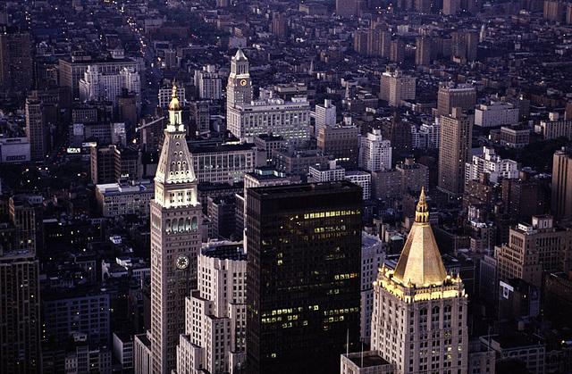 Manhattan Evening